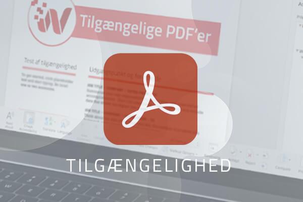 tilgængelige pdf filer